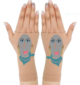 Arthritis  Gloves - Carpal Tunnel Treatment - Wrist Support - Hand Brace - Survivor TwoSided