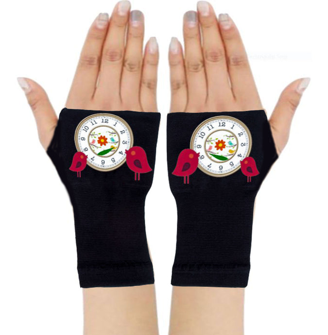 Arthritis  Gloves - Carpal Tunnel Treatment - Wrist Support - Hand Brace -Time