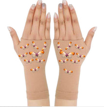 Load image into Gallery viewer, Arthritis  Gloves - Carpal Tunnel Treatment - Wrist Support - Hand Brace - LittleFriends