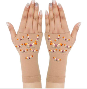 Arthritis  Gloves - Carpal Tunnel Treatment - Wrist Support - Hand Brace - LittleFriends
