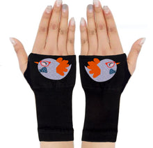 Load image into Gallery viewer, Arthritis  Gloves - Carpal Tunnel Treatment - Wrist Support - Hand Brace - Ms. Birdie