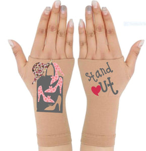 Arthritis  Gloves - Carpal Tunnel Treatment - Wrist Support - Hand Brace - Stand Out!