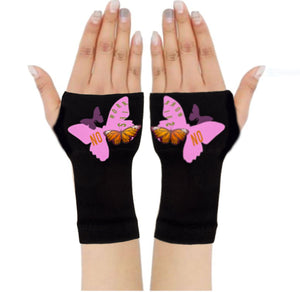 Gloves Arthritis  Hands - Arthritis Compression Gloves - Fingerless Compression Gloves - No Worries