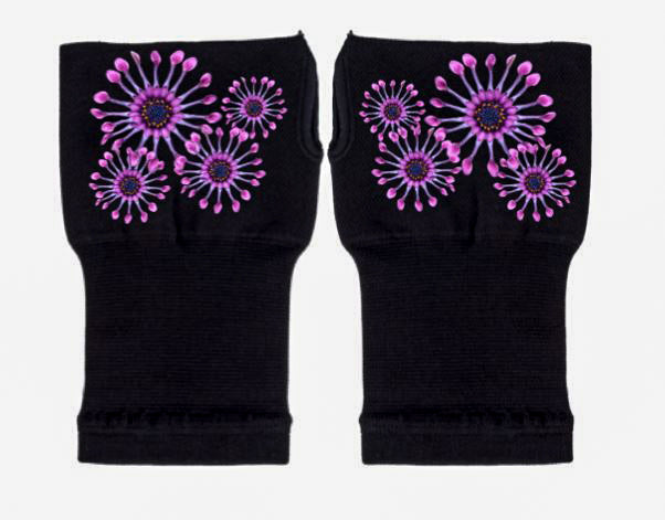 Gloves Arthritis  Hands - Arthritis Compression Gloves - Fingerless Compression Gloves- Fireworks