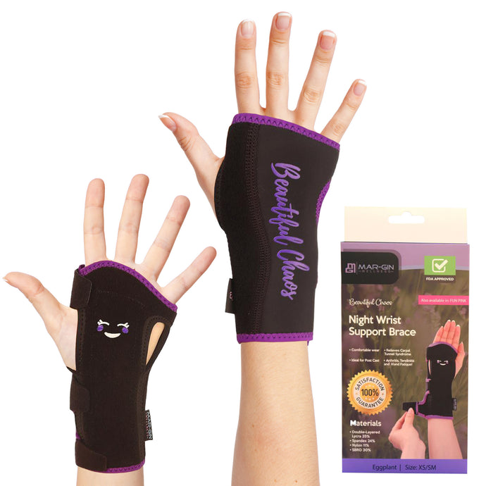 Carpal Tunnel Brace - Wrist Brace Tendonitis - Carpal Tunnel Pain Relief