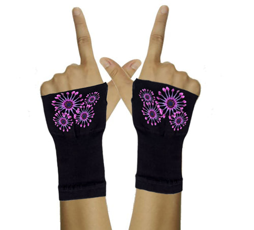 Arthritis  Gloves - Carpal Tunnel Treatment - Wrist Support - Hand Brace - Fireworks