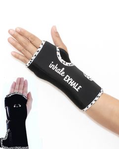 Carpal Tunnel Brace - Wrist Brace Tendonitis - Carpal Tunnel Pain Relief - Sassy Animal Print