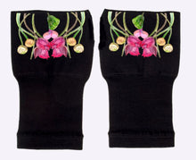 Load image into Gallery viewer, Arthritis  Gloves - Carpal Tunnel Treatment - Wrist Support - Hand Brace - Wild Garden