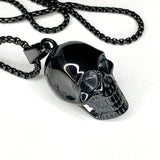 Stainless Skull Necklace