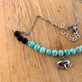 Wise Elephant Choker