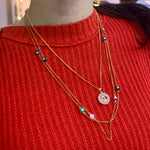 Multi Evil Eye Body Chain