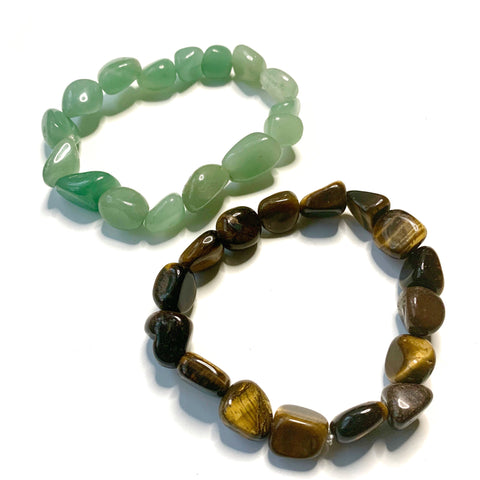 Combo: Tigers Eye+Aventurine