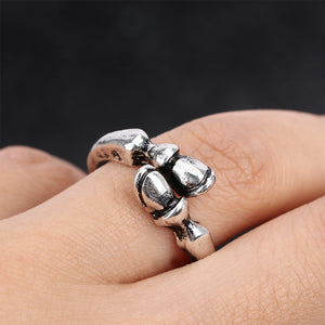 Vintage Horse Hoof Adjustable Ring (Buy 1 Get 1 Free)