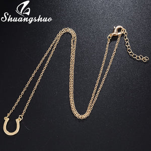 Women's Horseshoe Necklace (Buy 1 Get 1 Free)