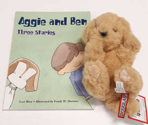 Aggie and Ben - book & toy bundle
