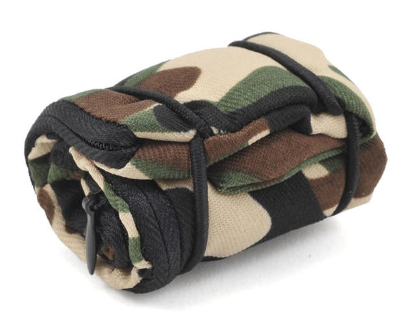 1/10 Crawler Scale Camping Accessory (Camouflage Sleeping Bag)