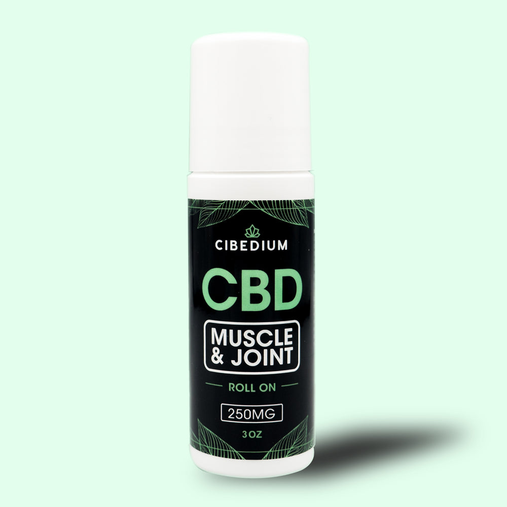 CBD Pain Relief Roll-On, 3oz