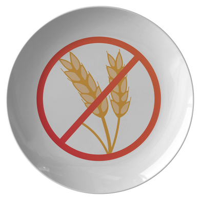 No Wheat - Plate