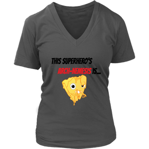 Arch-Nemesis - Milk Version - Women's V-Neck