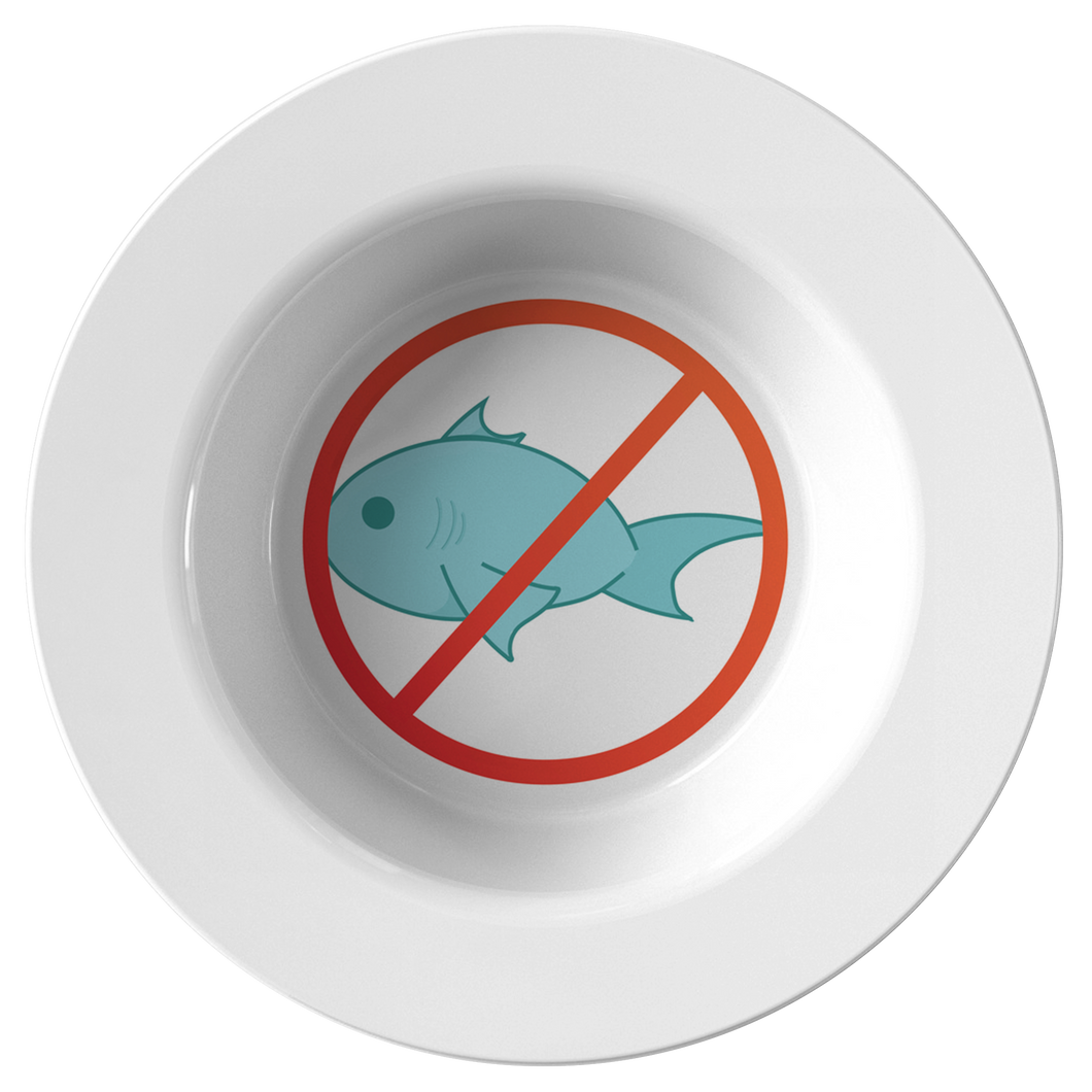 No Fish - Bowl