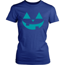 Load image into Gallery viewer, Teal Pumpkin- Women's Shirt