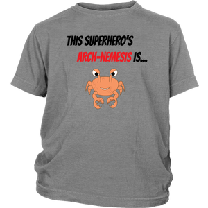 Arch-Nemesis - Shellfish Version - Youth Shirt