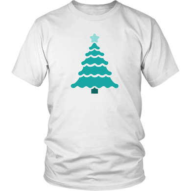 Teal Tree - Unisex Shirt