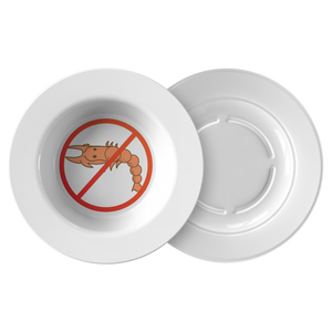 No Shellfish - Bowl