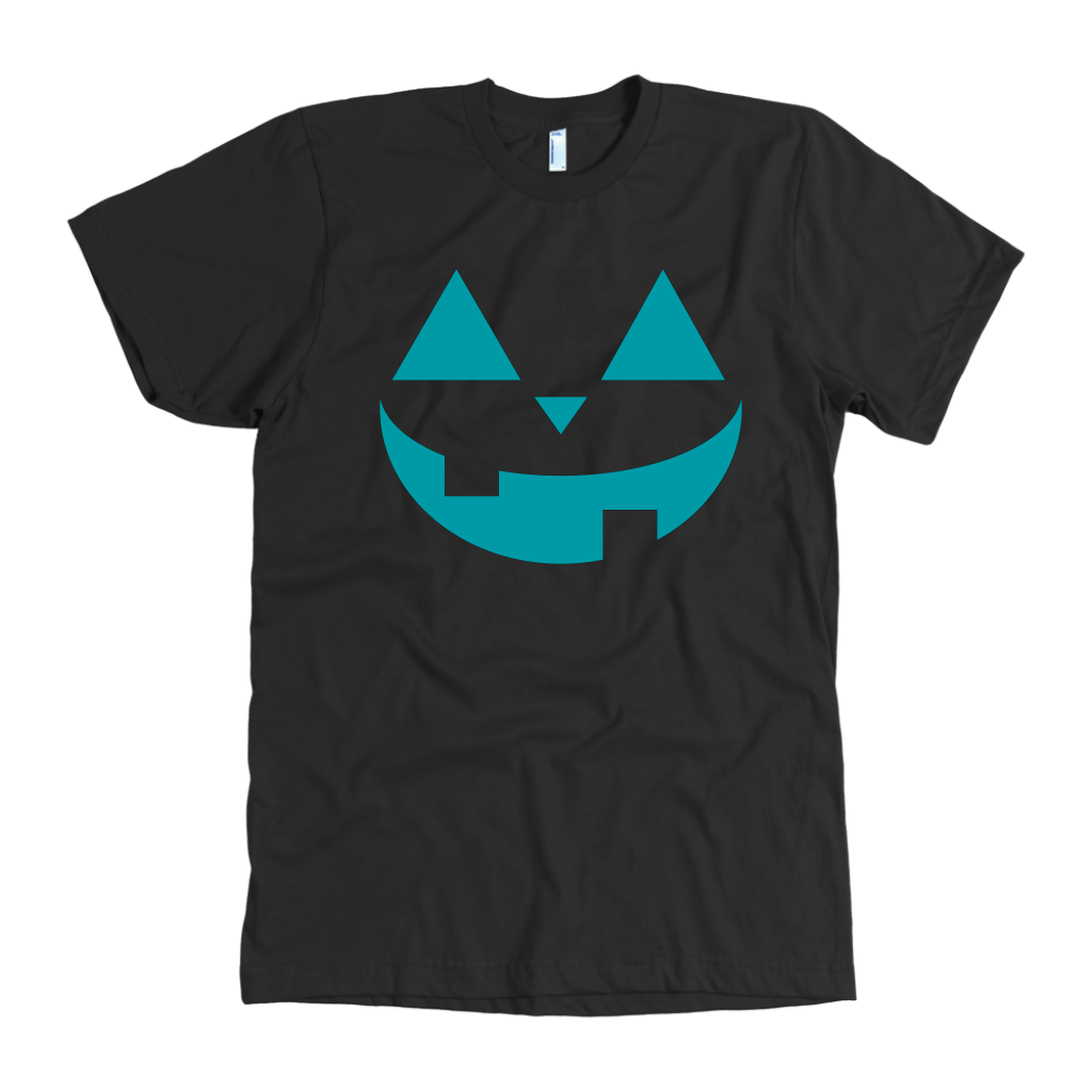 Teal Pumpkin- Men's Shirt