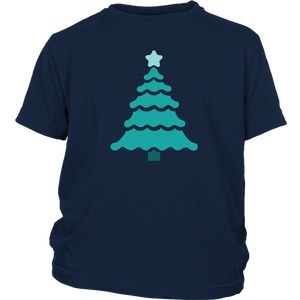 Teal Tree - Youth Shirt