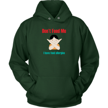 Load image into Gallery viewer, Don't Feed Me! Girl Version - Unisex Hoodie