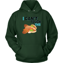 Load image into Gallery viewer, I Can't Touch This - Treenut Version - Unisex Hoodie