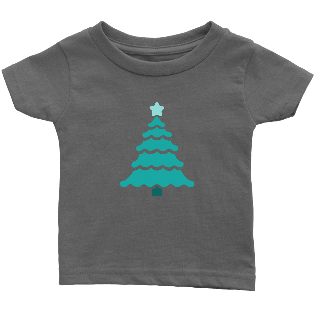 Teal Tree - Infant T-Shirt