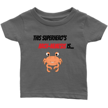 Load image into Gallery viewer, Arch-Nemesis - Shellfish Version - Infant T-Shirt