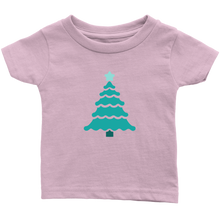 Load image into Gallery viewer, Teal Tree - Infant T-Shirt