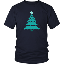 Load image into Gallery viewer, Teal Tree - Unisex Shirt