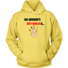 Load image into Gallery viewer, Arch-Nemesis - Peanut Version - Unisex Hoodie