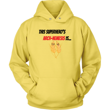 Load image into Gallery viewer, Arch-Nemesis - Wheat Version - Unisex Hoodie