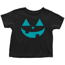 Load image into Gallery viewer, Teal Pumpkin- Toddler T-Shirt