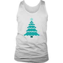 Load image into Gallery viewer, Teal Tree - Men's Tank