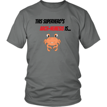 Load image into Gallery viewer, Arch-Nemesis - Shellfish Version - Unisex Shirt