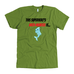 Arch-Nemesis - Fish Version - Men's Shirt
