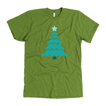 Load image into Gallery viewer, Teal Tree - Men's Shirt