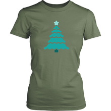 Load image into Gallery viewer, Teal Tree - Women's Shirt