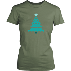 Teal Tree - Women's Shirt