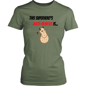 Arch-Nemesis - Peanut Version - Women's Shirt