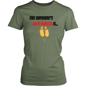 Arch-Nemesis - Wheat Version - Women's Shirt