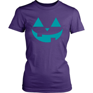 Teal Pumpkin- Women's Shirt