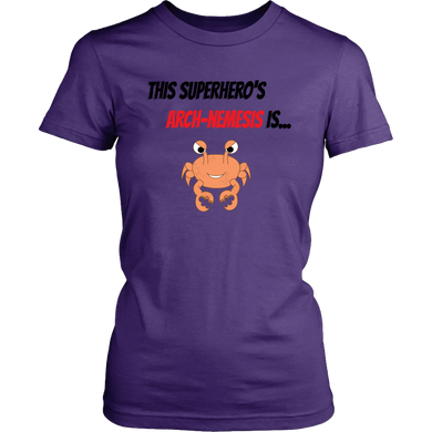 Arch-Nemesis - Shellfish Version - Women's Shirt