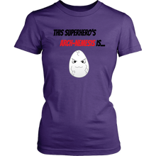 Load image into Gallery viewer, Arch-Nemesis - Egg Version - Women's Shirt